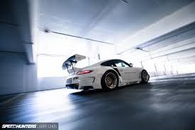 slammed porsche gt3 the liberty walk that runs speedhunters
