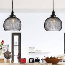 Black Iron Pendant Light Bergen Bell Pendant Matte Black Ceiling Lights Iron And Ceilings
