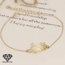 gold name bracelet k18 necklace goldenriver rakuten global market k18 18 k gold
