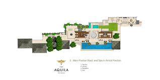floorplan the aquila phuket