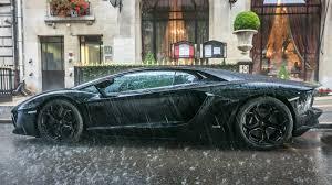 Black Lamborghini Aventador - black lamborghini aventador hd wallpaper hd wallpaper with cars