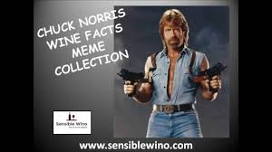 Funny Wine Memes - chuck norris wine facts memes youtube