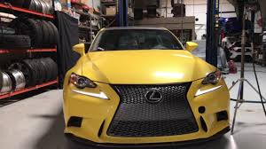 lexus f type yellow saying goodbye to the lfa yellow lexus is350 f sport by vossen 4k