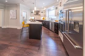 what color kitchen cabinets go with hardwood floors 37 inspiring kitchen ideas with floors homenish