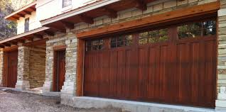 custom built to order wood garage doors top quality reclaimed wood garage doors