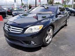 mercedes of pompano florida used mercedes cl class for sale in pompano fl edmunds
