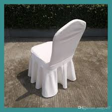 cheap spandex chair covers for sale wholesale white wedding spandex chair cover skirt for stylish