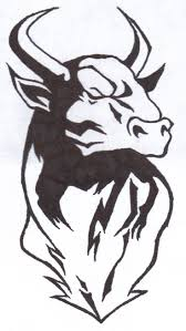 tribal stag tattoo best 25 bull tattoos ideas on pinterest taurus bull tattoos