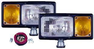 blade lights 505k complete snow plow light kit u2013 foxtail lights