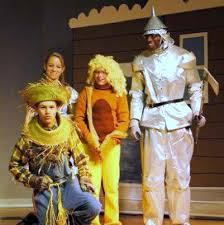 great ideas for wizard of oz school play at artreach children s
