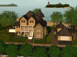 family homes 75 000 for sims 3 at my sim realty basement ideas