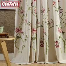 Curtains In The Kitchen by Aliexpress Com Buy Sale Japan Embroidered Blackout Curtains