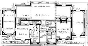 tudor mansion floor plans plan w11603gc impressive tudor e architectural design