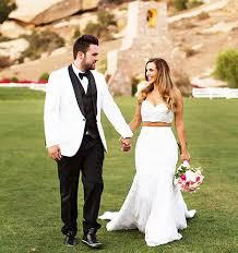 maloney wedding vanderpump maloney spills wedding dress details