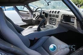 rear window frame sport cap roof black oem dodge viper rt 10 gen 1