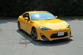 lexus f series yellow 2015 scion fr s release series 1 0 review autoguide com news