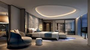 Inspiring Examples Luxury Interior Design Modern Luxury False - Ceiling design for bedroom