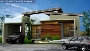 Modern Bungalow House Design Brandnew Modern Bungalow House And Lot Package Angeles City