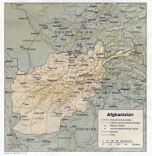 Detailed Map Of Virginia by Maps Of Afghanistan Detailed Map Of Afghanistan In English