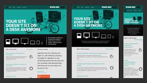 responsive web design layout template responsive web design 50 exles and best practices designmodo