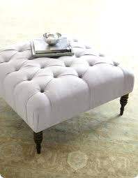 restoration hardware ottoman coffee table wonderful round tufted leather ottoman large tufted leather ottoman
