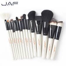 discount professional makeup jaf brand high quality professional makeup brushes set make