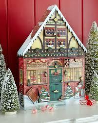 christmas house advent calendar at neiman marcus christmas