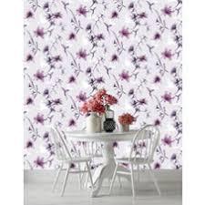 easy wallpaper superfresco easy wallpaper x ray floral purple at wilko com