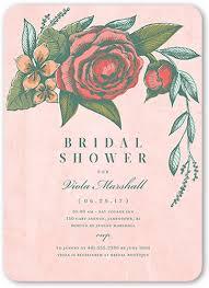 vintage bridal shower invitations vintage beauty 5x7 bridal shower invitations shutterfly