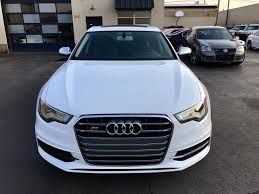 used audi utah audi s6 2013 in salt lake city murray ut guchon