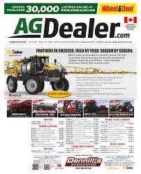 wheel u0026amp deal alberta april 25 2016 by farm business