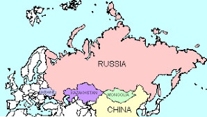 russia in maps maps of russia geography pages for dr rollinson s courses and