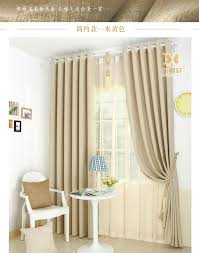 blackout curtain fabrics bedroom linen ready made window curtains