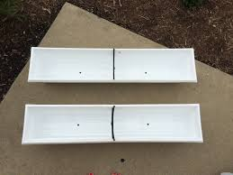 diy window flower boxes diy window planter boxes u2013 life in pearls and sports bras