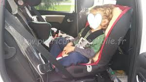 siège auto bébé dos à la route pourquoi bebe dos a la route