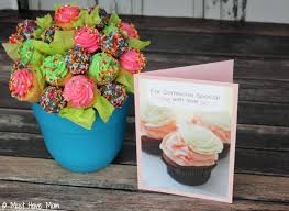 how to make a 15 minute easy cupcake bouquet