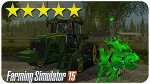 john deere 8430t v 2 0 european mod for farming simulator 2015