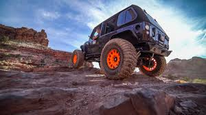 moab jeep safari 2017 event 2 pushing it to the edge at moab easter jeep safari