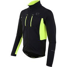 softshell cycling jacket pearl izumi elite escape softshell jacket men u0027s competitive