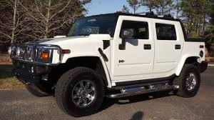 sold 2006 hummer h2 sut luxury for sale rare white low miles some