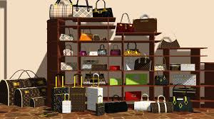 Suitcases Mmd Bags Purses And Suitcases Pack Dl By Onimau619 On Deviantart