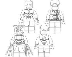 coloriage avengers lego  School Based Services  Pinterest