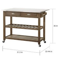 drop leaf kitchen island pictures for best experience on decor boraam industries wood and stainless steel drop leaf kitchen cart