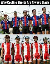 Team Black Guys Meme - why spandex is always black cycling chic pinterest cycle