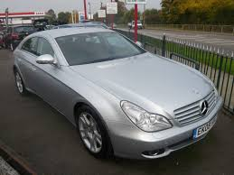 used mercedes benz cls cars for sale motors co uk