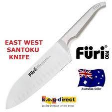 furi santoku knife kitchen knives ebay