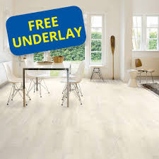 Quick Step Impressive Im1859 White Find Every Shop In The World Selling Bleached White Oak Clm1291