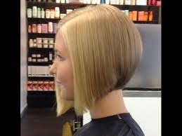 pictures of graduated long bobs hair makeover long to graduated bob haircut youtube