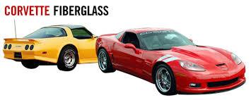 are all corvettes made of fiberglass corvette fiberglass parts
