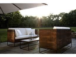 modern wood sofa best 25 modern outdoor sofas ideas on pinterest modern outdoor